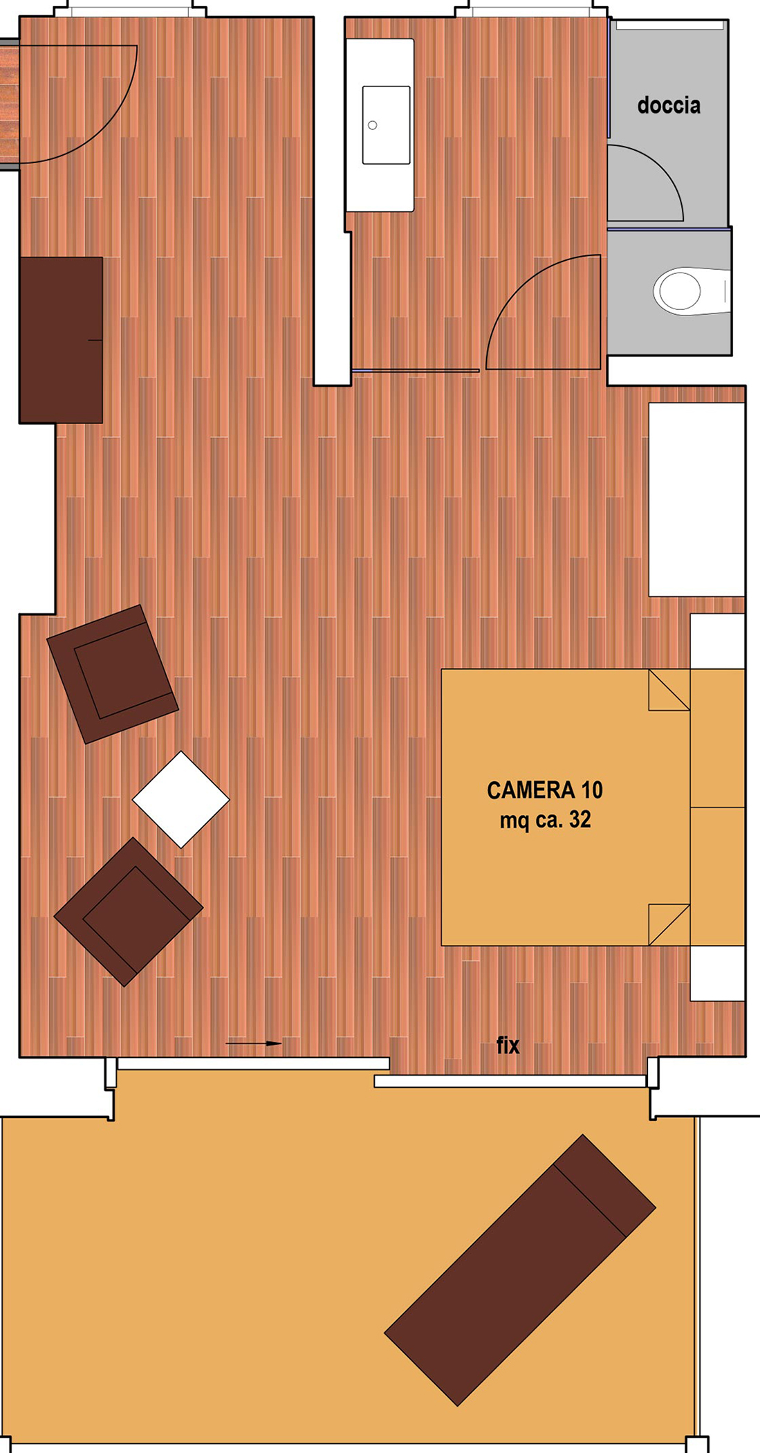 LFC - Camera 8, 9 e 10 - 04.04.14